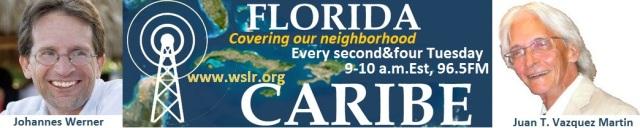 Florida-Caribe Johannes Werner potcasts